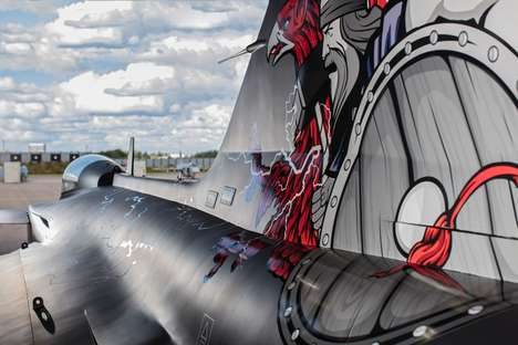 Aggressive Aircraft Concepts