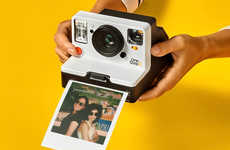 Modernized Retro Instant Cameras - The Polaroid OneStep 2 Updates the Original 1977 Model