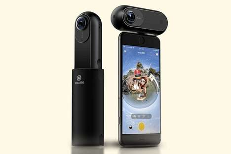 Multipurpose 360-Degree Cameras