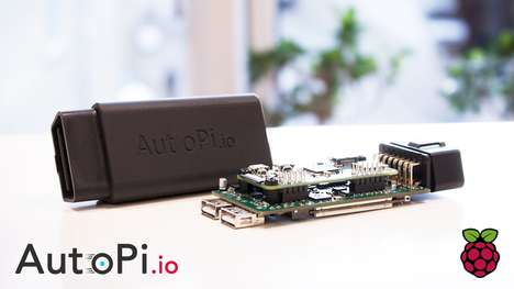 IoT Car Gadgets - The 'AutoPi' Device and Cloud Platform Make Any Car a Smart One