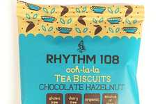 Free-From Tea Biscuits