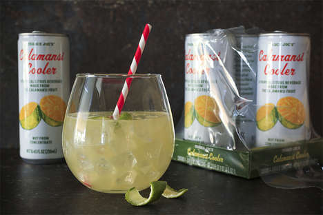 Hybrid Citrus Coolers - Trader Joe's Launched a Sweet and Sour Calamansi Drink