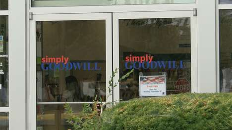 Labor-Minimizing Concept Stores - 'Simply Goodwill' Offers Shoppers a More Traditional Approach
