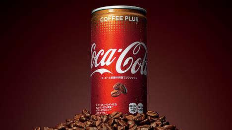 Coffee-Infused Sodas