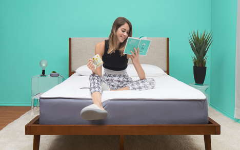 Voice-Controlled Mattresses - Eight's Smart Mattress Collection is Now Compatible with Amazon Alexa