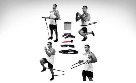 Connected Exercise Bands - The 'Circuband iQ' Resistance Exercise Bands are Packed with Sensors