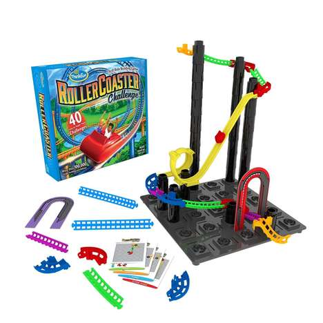Theme Park Engineer Games