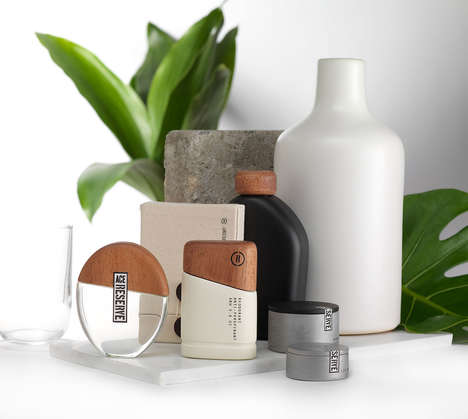 Hotel Bath Collection Concepts - These Hotel Bath Items Were Inspired by Ace Hotels