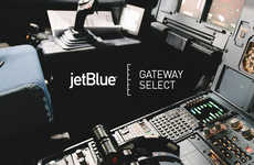 Civilian Pilot Programs - Jetblue's 'Gateway Select' Aims to Recruit Aspiring Pilots