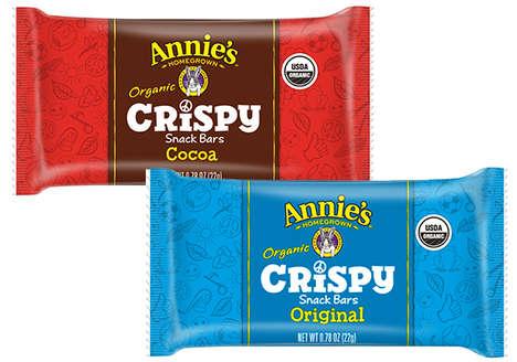 Organic Rice Crisp Snacks