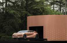 Home-Connected Car Concepts - The Renault Symbioz Meshes With the Modern Connected Home