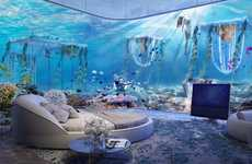 Underwater Luxury Resorts