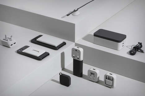 Lifestyle-Focused Charging Equipment - The 'nolii' Charger Devices Streamline the Charging Process