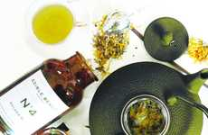 Restorative Radiance Teas - Edible Beauty Australia's Loose Leaf Teas Feature Herbs for Beauty