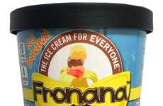 Mango-Based Ice Creams - Fronana's Fruit Ice Cream Turns an Indulgence into a Healthy Treat
