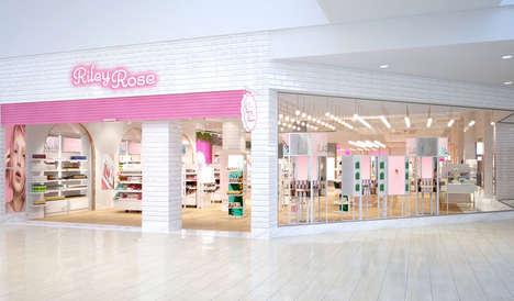 Gen Z Cosmetic Stores