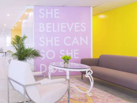 Women's Coworking Spaces - Toronto's 'Make Lemonade' Offers a Creative Space to Driven Women