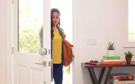 Sensor-Packed Door Locks