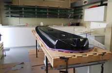 Hydrodynamic Sport Watercrafts