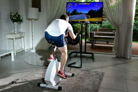 Virtual Cycling Races