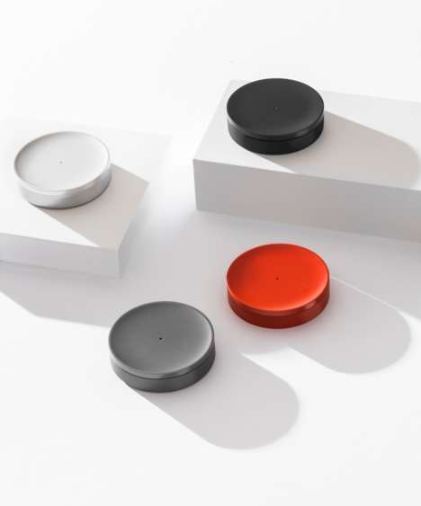 Minimalist Time-Tracking Devices - 'Tiller' is an Office Accessory That Improves Time Management