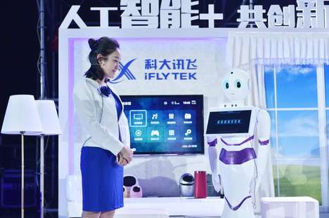 Communication-Enhancing Apps - The iFlytek Smart System Aims to Surpass Communication Obstacles