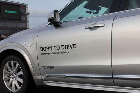 Autonomous Delivery Car Platforms