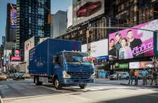 Trailblazing Electric Trucks - The Fuso eCanter is the First Ever Series Production Electric Truck