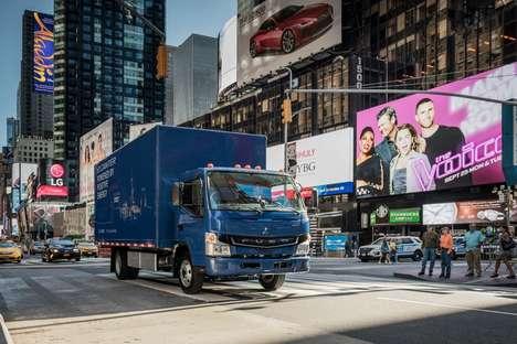 Trailblazing Electric Trucks