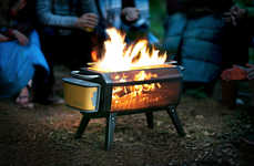 Smokeless Camper Fire Pits