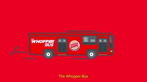 Burger Chain Buses