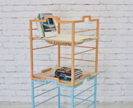 Tool-Free Multi-Purpose Furniture
