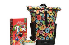 Cereal Brand Backpacks