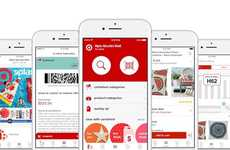 In-Store Product-Detecting Apps