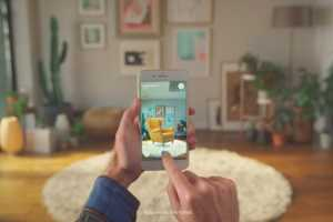 Furniture-Previewing Apps
