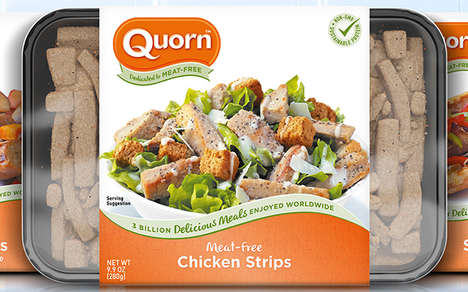Readymade Meat Alternatives - Quorn Foods Meat Alternatives Have Hit the US Market with New Options