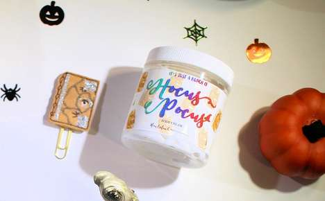 Witchy Bath Products - The Wonderland Magic Bath Company Created a Hocus Pocus-Themed Range