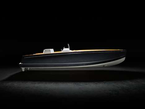 Battery-Boosted Luxury Yachts - This Electric Luxury Yacht is Powered By BMW Batteries