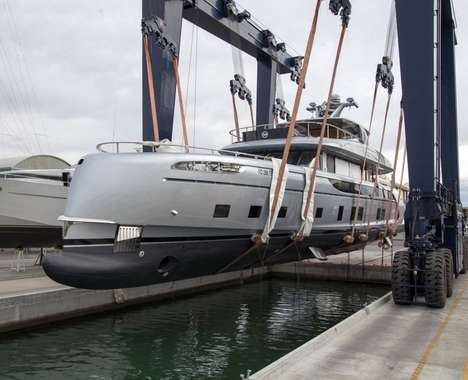 Hybridized Luxury Vessels