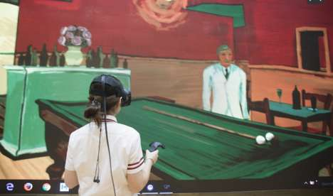 Virtual Reality Lesson Plans - China's ISNS is Using VR to Further In-Classroom Learning