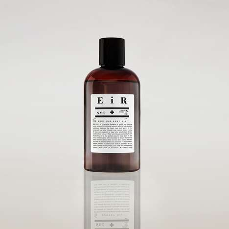 Soothing Herb-Infused Sun Creams - 'Surf Mud Body Oil' Leaves the Skin Feeling Silky Smooth