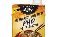 Asian-Inspired Broths