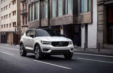 Powerful Mini Urban SUVs - The Volvo XC40 SUV Can be Owned Through the 'Care by Volvo' Program