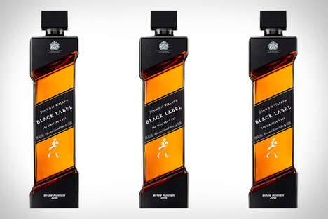 Film-Celebrating Whiskeys - The Johnnie Walker Black Label The Director's Cut Whiskey is Smooth