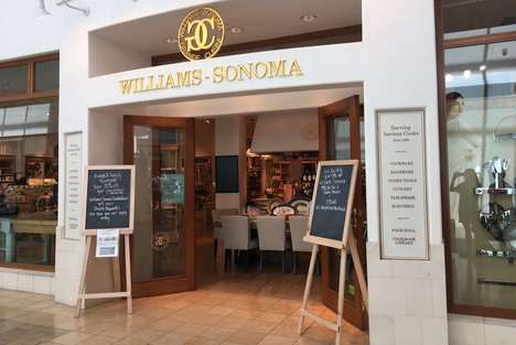 Digital Wallet Retail Payments - Williams-Sonoma and Venmo are Partnering for a New Payment Program