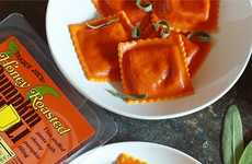Honey-Pumpkin Ravioli