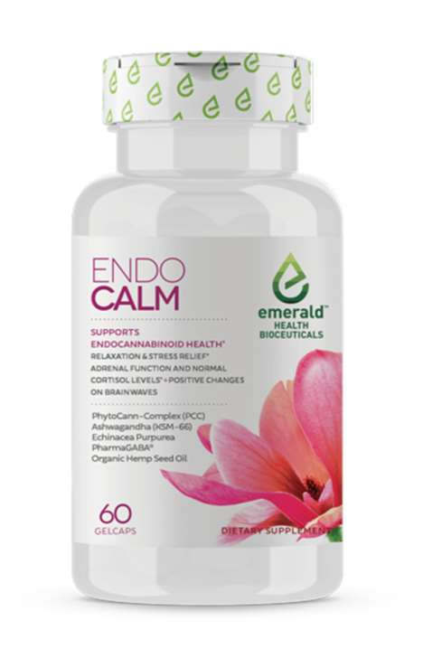 Balancing Botanical Supplements - This Emerald Health Bioceuticals Line Supports the ECS System