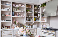 Home-Like Lifestyle Shops - Gwyneth Paltrow's 'goopLAB' is a Permanent Store Styled Like a Home