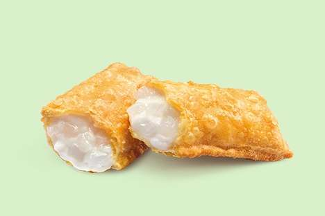 Crispy Coconut-Flavored Confections