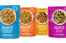 Microwavable Millet Meals